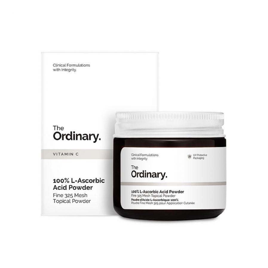 100% L-Ascorbic Acid Powder The Ordinary
