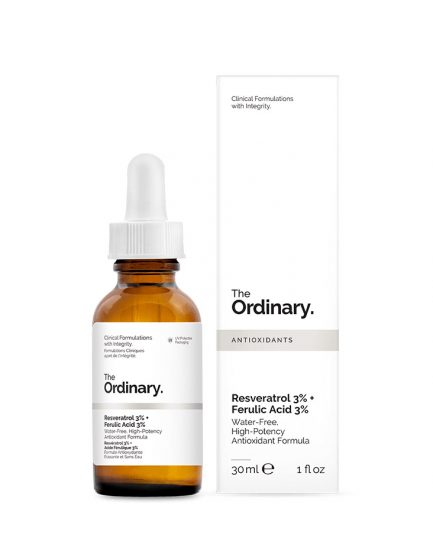 The Ordinary - Resveratrol 3% + Ferulic Acid 3%