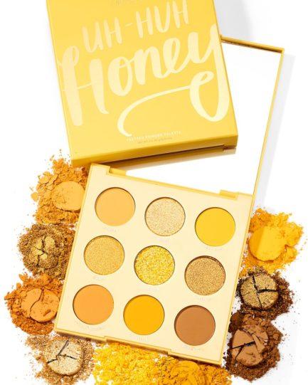 ColourPop - Uh-huh Honey Pressed Powder Shadow Palette